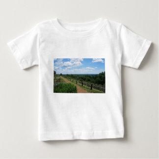Eine Ansicht von Monticello Baby T-shirt