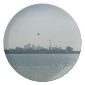 Eine Ansicht von Toronto Teller