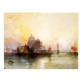 Eine Ansicht von Venedig Postkarte