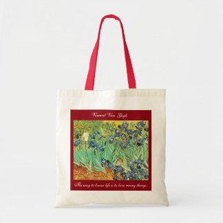 Eine Budget-Taschentasche der wunderbaren Iris Tragetasche
