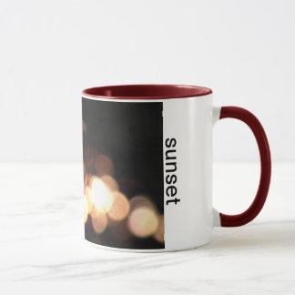 eine dekorative Tasse, wenn die Grafik einen Tasse
