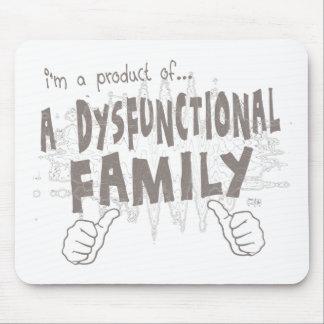 eine dysfunktionelle Familie Mauspads