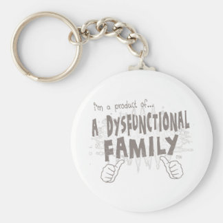 eine dysfunktionelle Familie Schlüsselanhänger