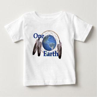 Eine Erde Baby T-shirt