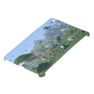 Eine exotische Szene des wilden Tieres iPad Mini Hülle
