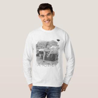 Eine Fahrt? Galane Gosses Marke durch BG Luis T-Shirt