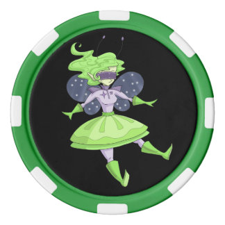 Eine Fee genannt Voyage Poker Chips Set
