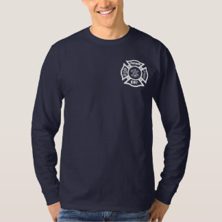 Eine Feuer-Abteilung EMT T-Shirt