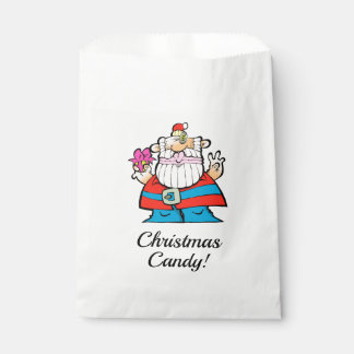 Eine große, riesige, frohe geschenktütchen