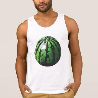 eine große Wassermelone Tank Top