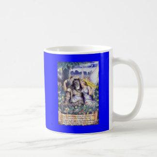Eine Hochsommer-NachtTasse Kaffeetasse