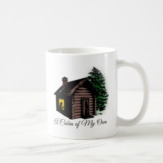 Eine Kabine von meinen Selbst Kaffeetasse