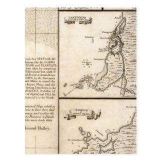 Eine Karte des Britischen Imperiums in