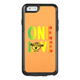 Eine Liebe OtterBox iPhone 6/6s Hülle