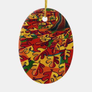 Eine MÄCHTIGE BAUM Seite 4 Keramik Ornament