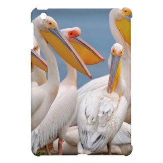 Eine Menge der Pelikane iPad Mini Hülle