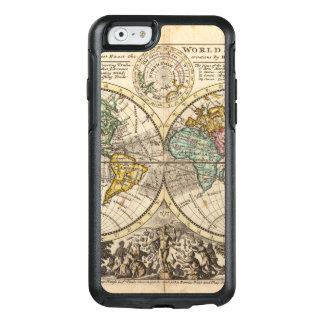 Eine neue Karte der ganzen Welt mit OtterBox iPhone 6/6s Hülle