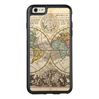 Eine neue Karte der ganzen Welt mit OtterBox iPhone 6/6s Plus Hülle