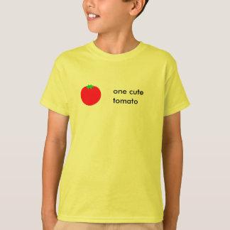 Eine niedliche Tomate T-Shirt