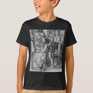 Eine Parabel der Liebe durch Dante Gabriel T-Shirt