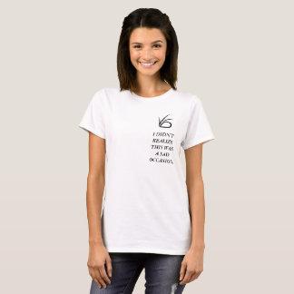 eine Reihe unglückliche Ereignisse - VFD T-Shirt