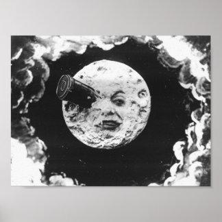 Eine Reise zum Mond Poster