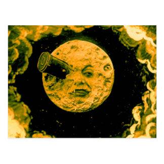 Eine Reise zum Mond Postkarten
