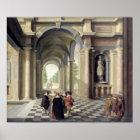 Eine Renaissance Hall Poster