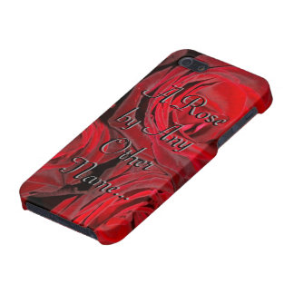 Eine Rose durch irgendein anderes Namens… Schutzhülle Fürs iPhone 5
