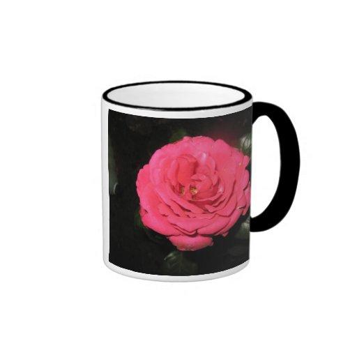 Eine Rose Tasse