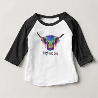 Eine schöne bunte Kuh, Gurren Baby T-shirt