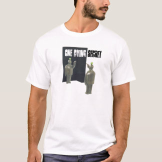 Eine sterbende geheime Gewehr-Explosion T-Shirt