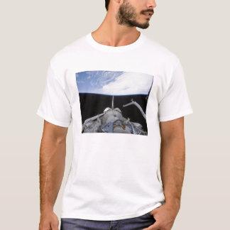 Eine teilweise Ansicht des Ruheknotens T-Shirt