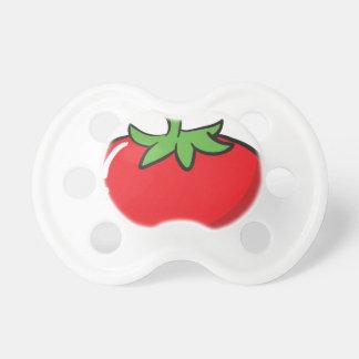 eine Tomate Schnuller