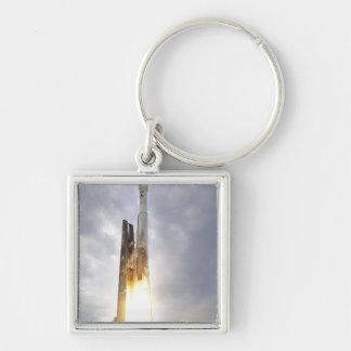 Eine vereinigte Rakete Schlüsselanhänger