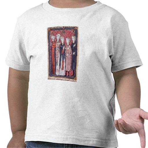 Eine Verlobung, von 'Decrets de Gratien' T-Shirts