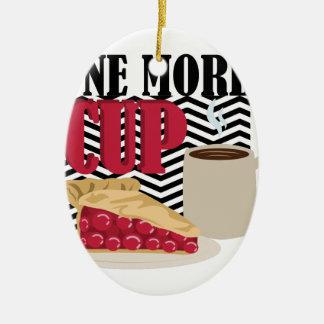 Eine weitere Schale Ovales Keramik Ornament