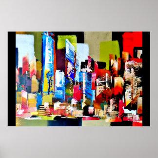 Eine Welthandels-Mitte senken Manhattan_4213 Poster