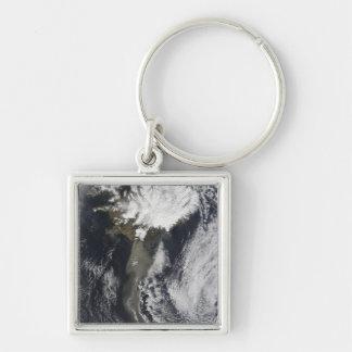 Eine Wolke der Asche Schlüsselanhänger