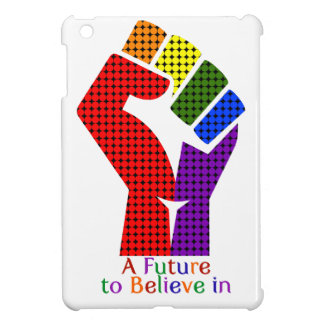 Eine Zukunft, zum an LGBT zu glauben iPad Mini Hülle