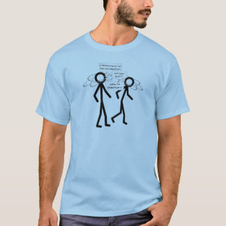 Einen Elektronwitz verlieren - Geek-Spaß T-Shirt