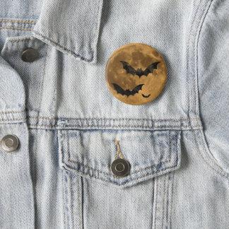 Einfach bekloppt runder button 5,1 cm