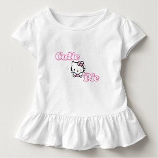 Einfach entworfen, damit Kinder niedlicher schauen Kleinkind T-shirt