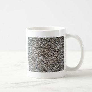 Einfach Kies Kaffeetasse