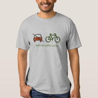 """""""einfach mit'm Rad"""" - T-shirt"""