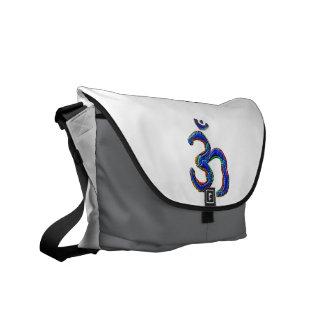 Einfach OM-BESCHWÖRUNGSFORMEL Symbol Kurier Taschen
