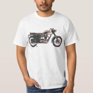 Einfach schönes klassisches Motorrad Shirt