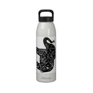 Einfach seien Sie starke Wasser-Flasche Trinkflaschen