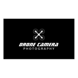 Einfache Drohne-Kamera-LuftVideo u. Fotografie Visitenkarten