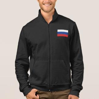 Einfache Flagge Russlands Jacke